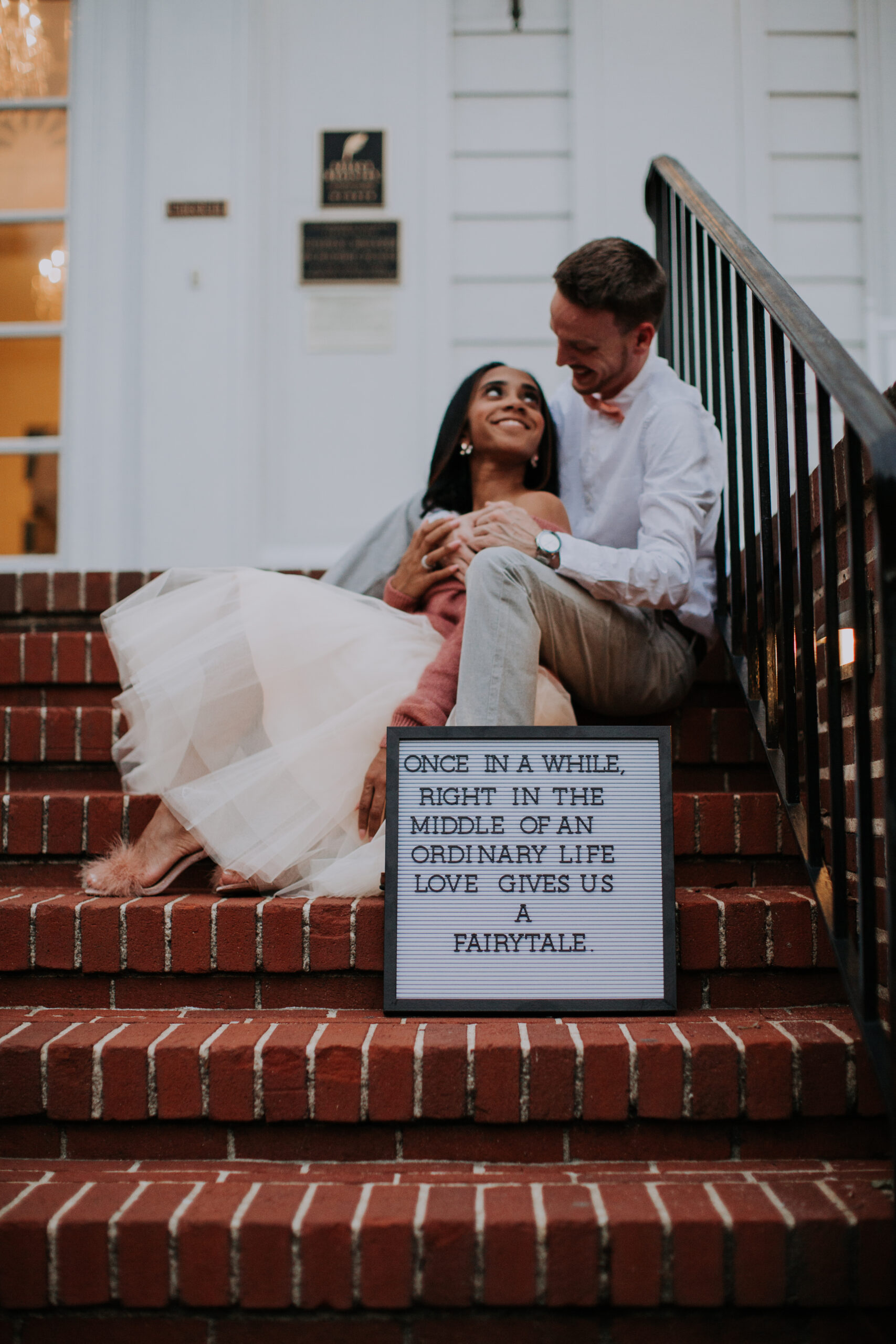 Duke Mansion Engagement Photos Pt. 2