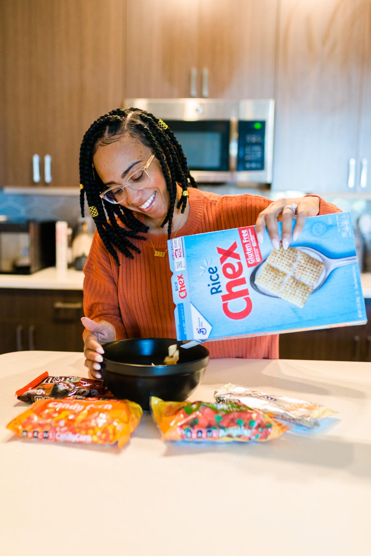 Fall Snack Mix Recipe
