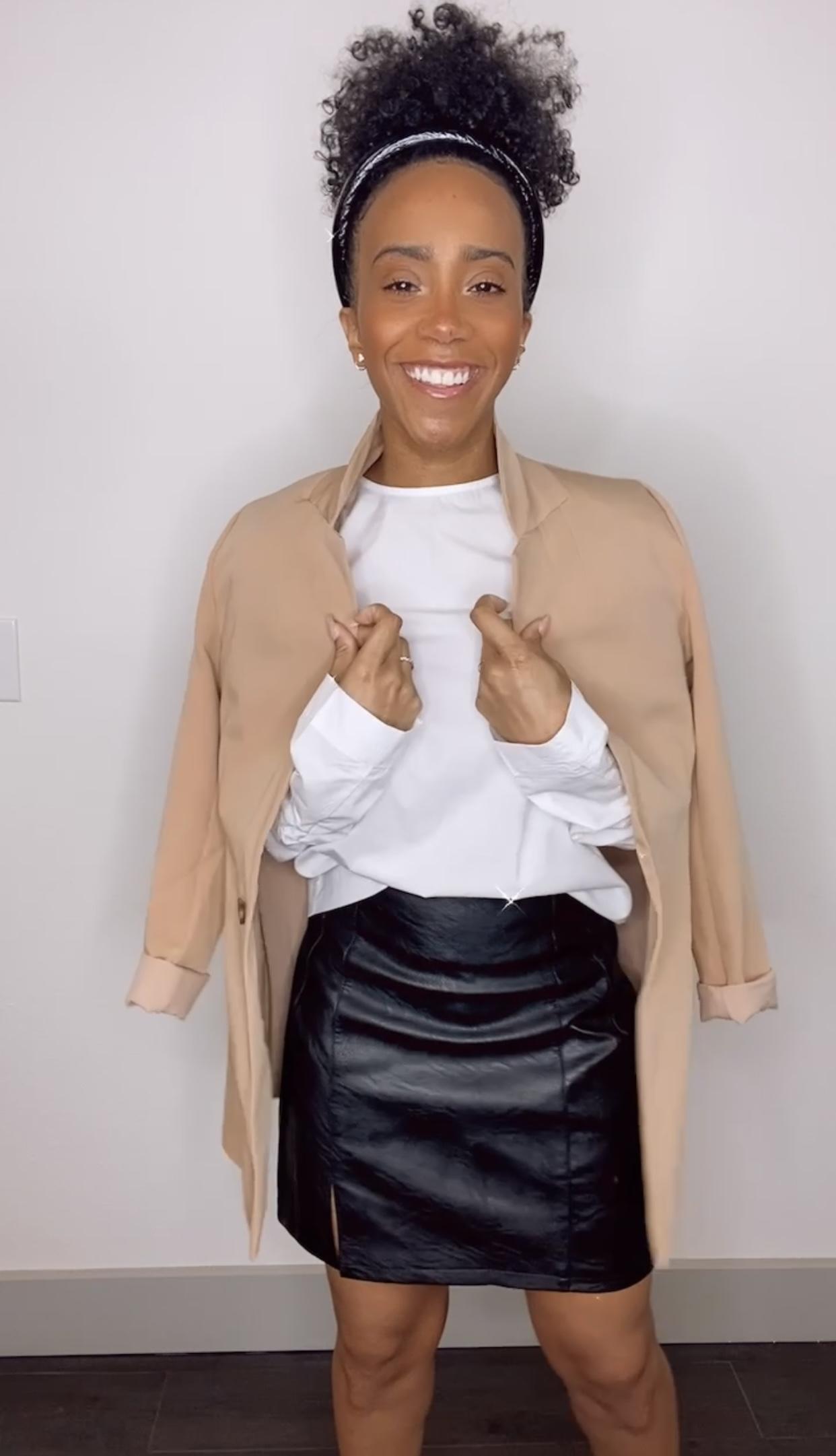 blazer outfit ideas